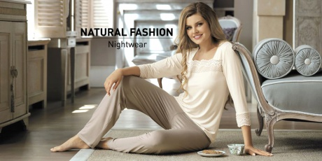 Natural Fashion - Уютен и практичен лукс, поднесен с очарование и стил!