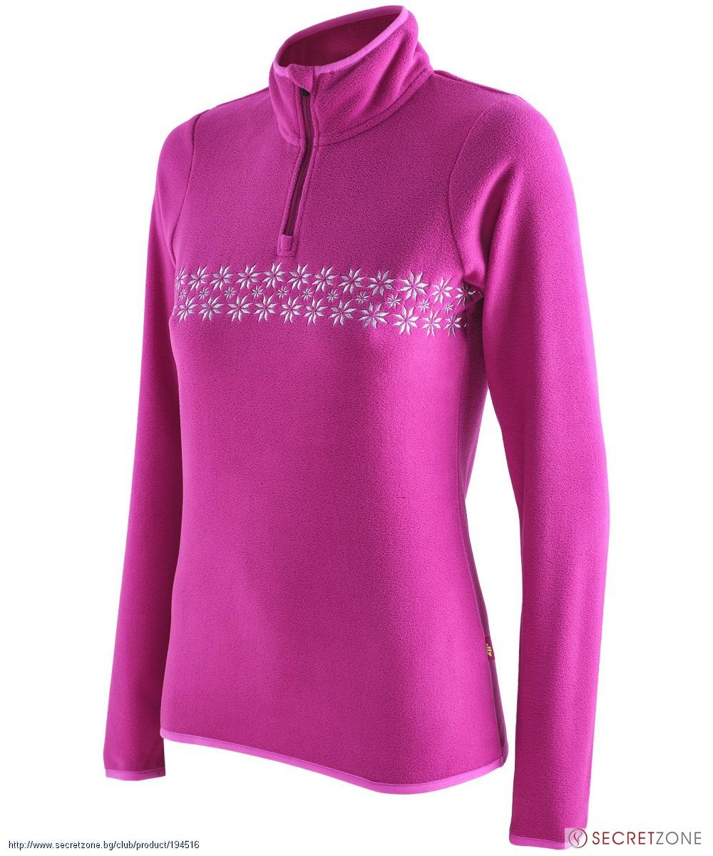 450d34ace1f Дамска термо блуза във виолетов цвят от 4F | Secretzone.bg