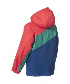 f0088550651 ... Ски яке TP50 с микрофибър от Trespass за момчета в синьо, червено и  зелено