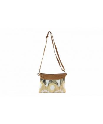 Чанта с дълга дръжка и арт принт Египет от Manifattura di Signa ...