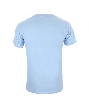 5f8f7ac2d48 ... Тениска в небесно синьо с комикс герои и лого от Marvel. Изберете размер:  M LARGE XL