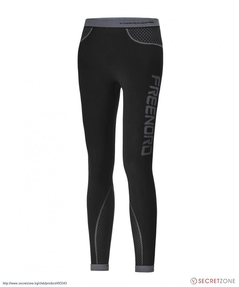 578db7ca739 Спортен термо клин в черно със сиви детайли от Freenord | Secretzone.bg