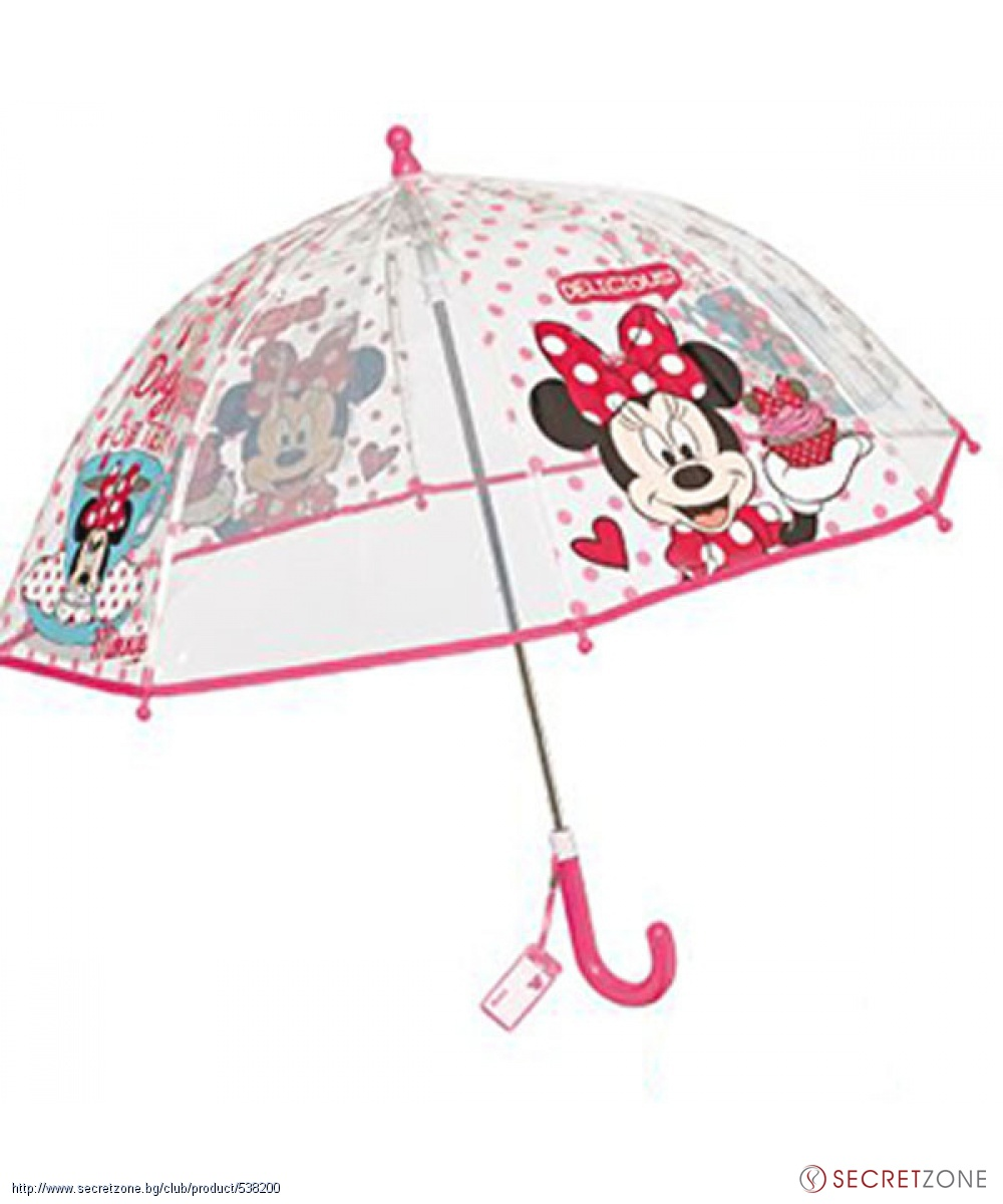 693df1d40b6 Детски чадър с принт
