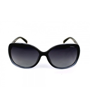 b554f778a13 ... Слънчеви очила Polaroid в черен цвят и сиво с поляризация