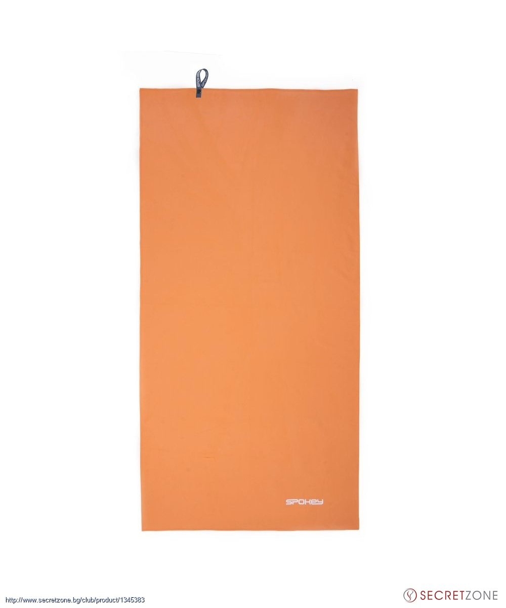 5758d28e4b4 Бързосъхнеща кърпа от Spokey в оранжев цвят | Secretzone.bg